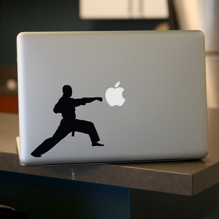 Kung Fu Punch Decal