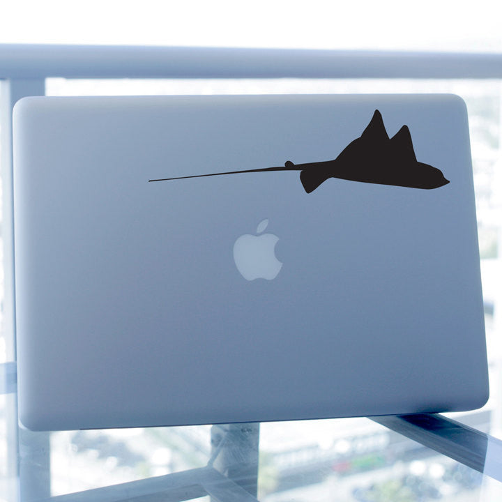 Stingray Decal