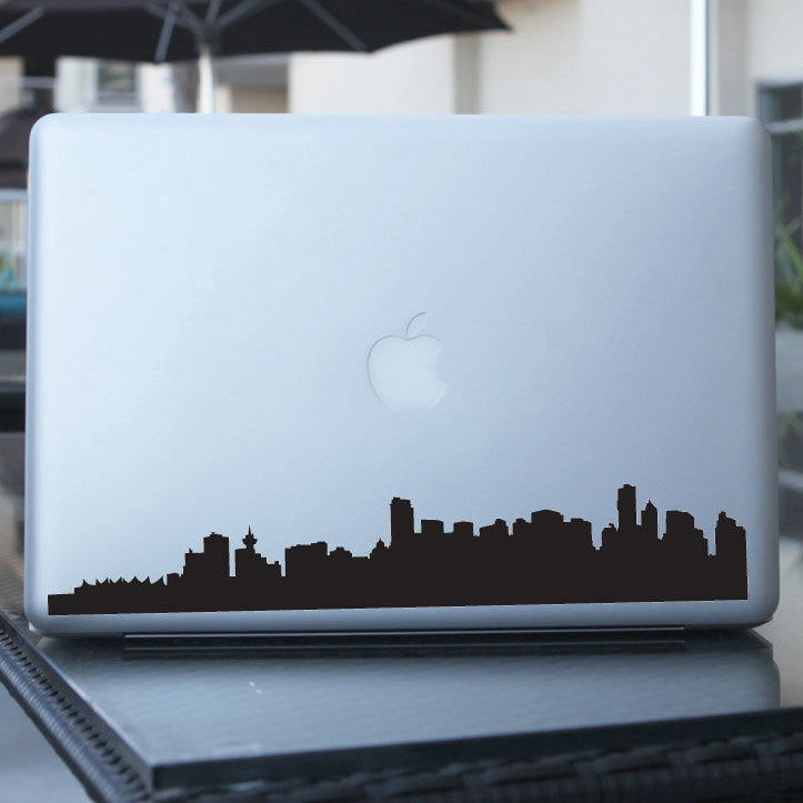 Vancouver Skyline Decal
