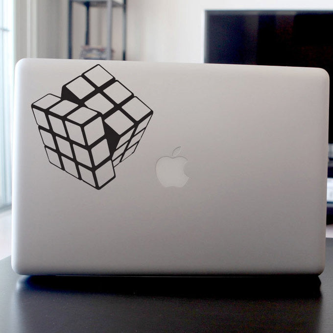 Rubix Cube Decal