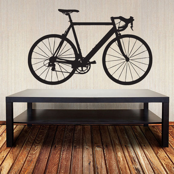 Bicycle Wall Decal