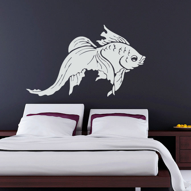 Goldfish Wall Decal
