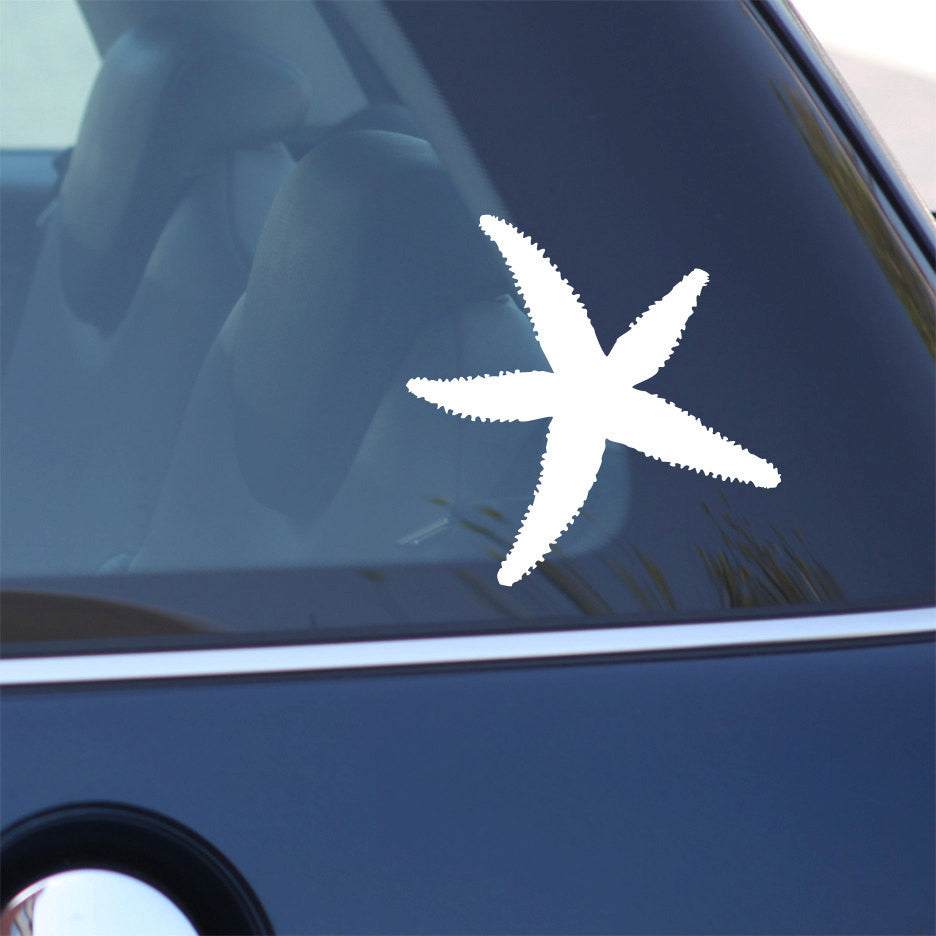 Starfish Decal