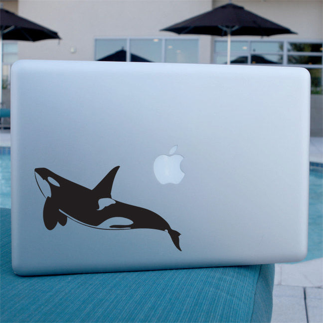 Orca Whale Decal