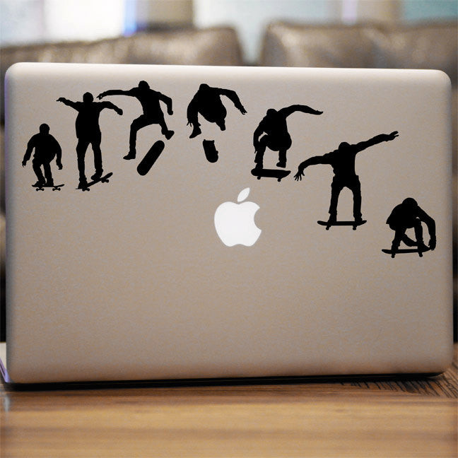 Skateboarder Decal