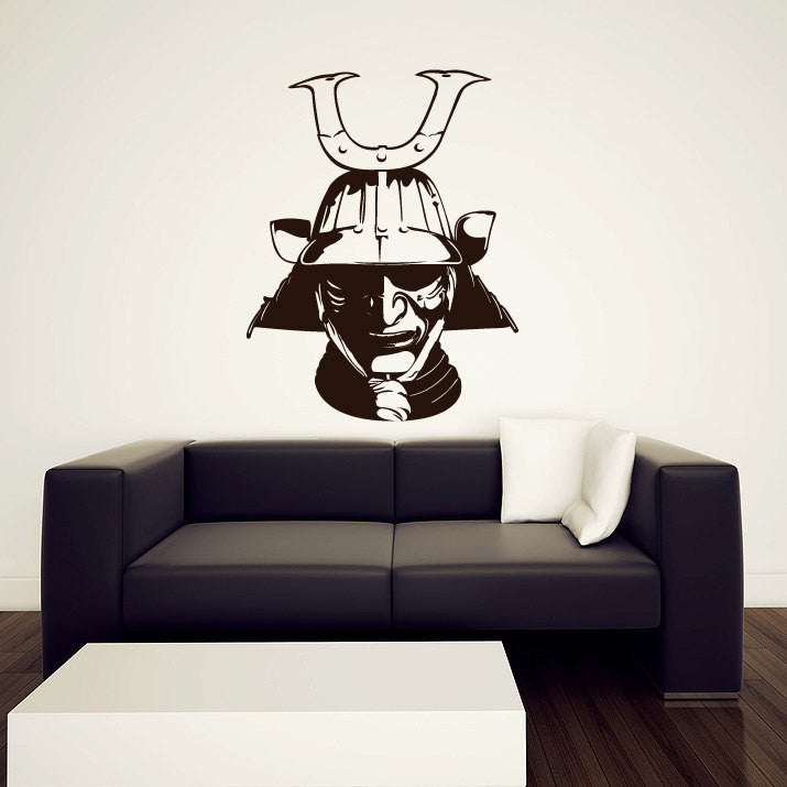 Samurai Wall Decal 'Äì 46""