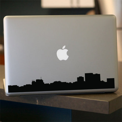 Anchorage Skyline Decal