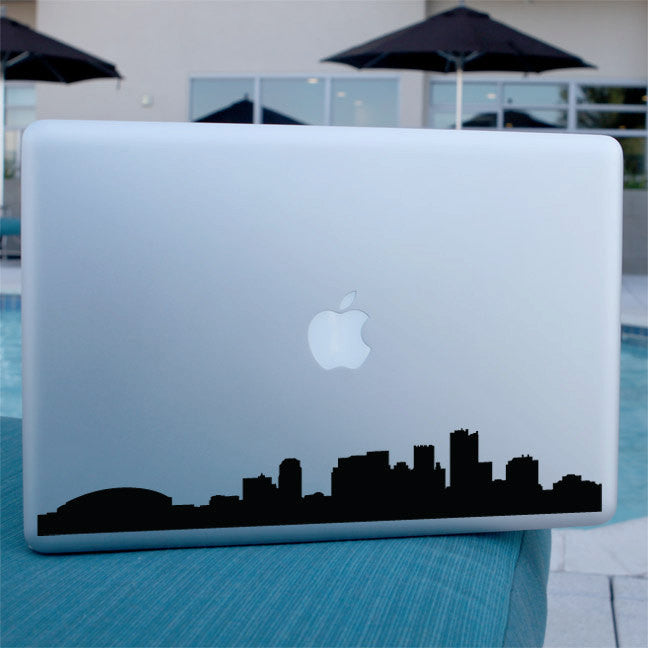Phoenix Skyline Decal