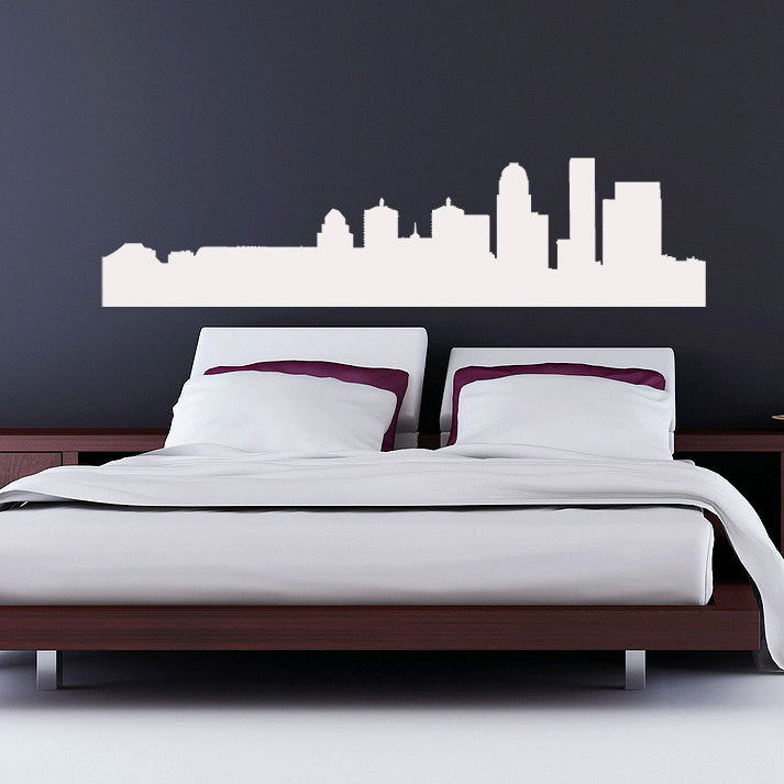 Louisville Skyline Wall Decal