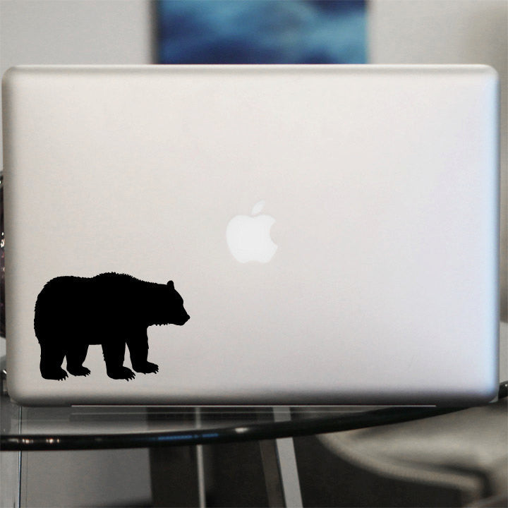 Bear Decal