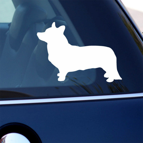 Corgi Decal