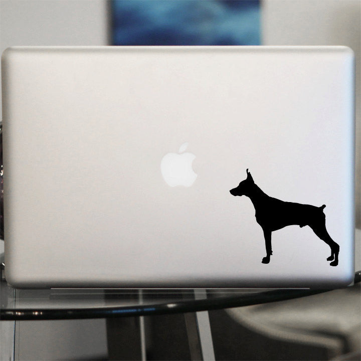Doberman Pincer Decal