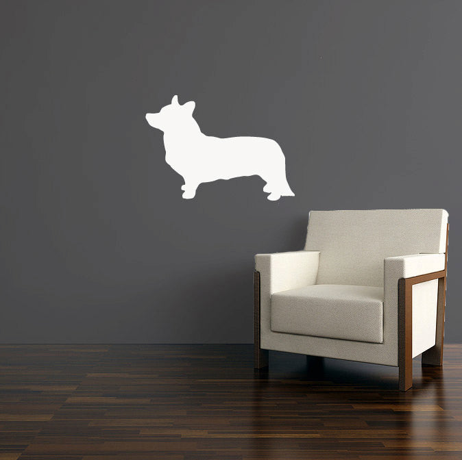 Corgi Wall Decal