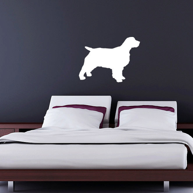 Cocker Spaniel Wall Decal