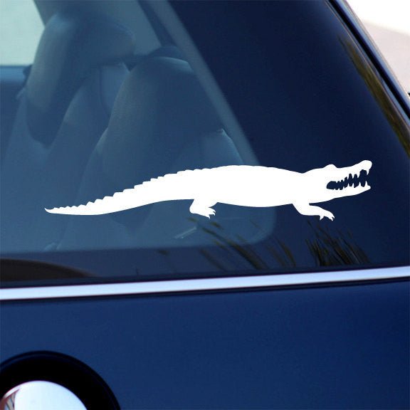 Crocodile Decal
