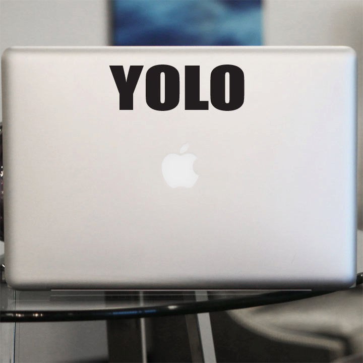 YOLO Decal