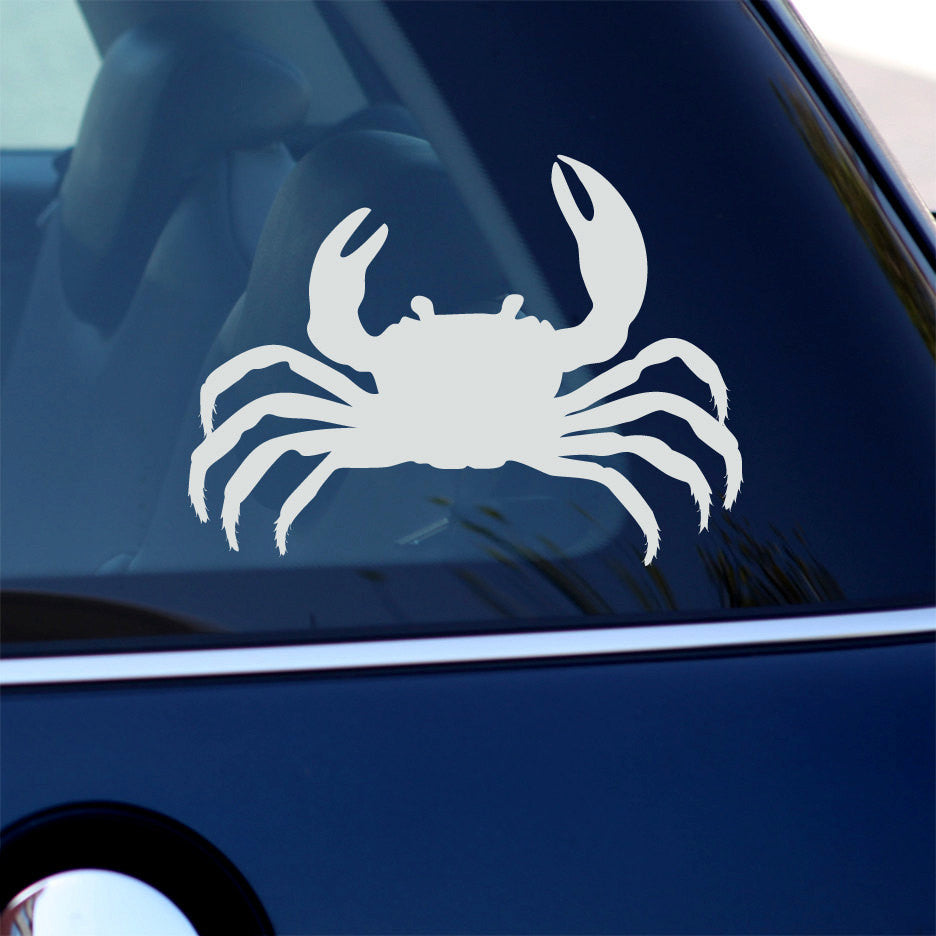 Crab Decal