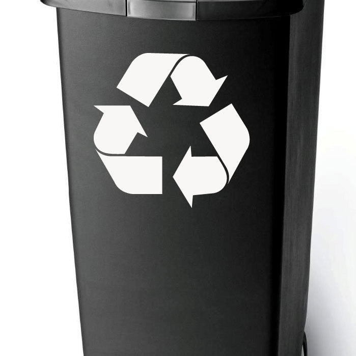Recycle Decal
