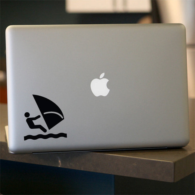 Windsurfing Decal