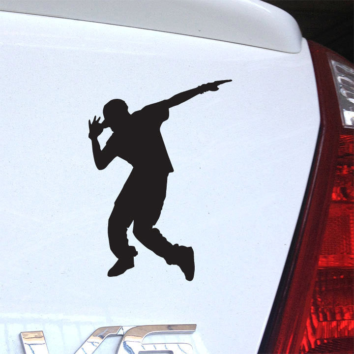 Hip Hop Dance Decal