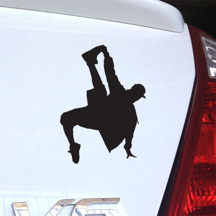 Hip Hop Dance Freeze Decal