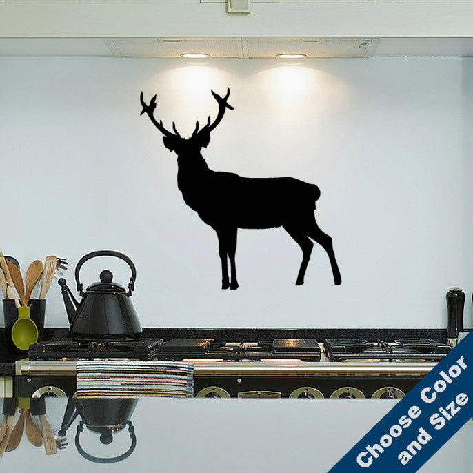Stag Wall Decal