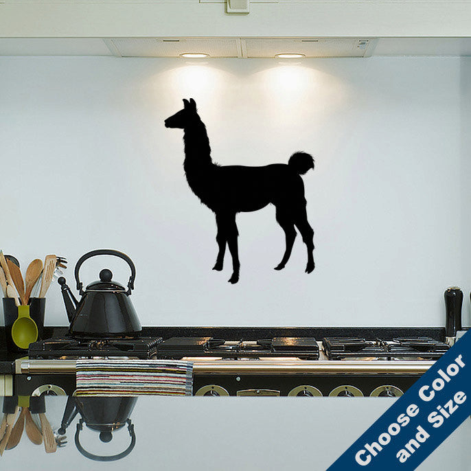 Lama Wall Decal