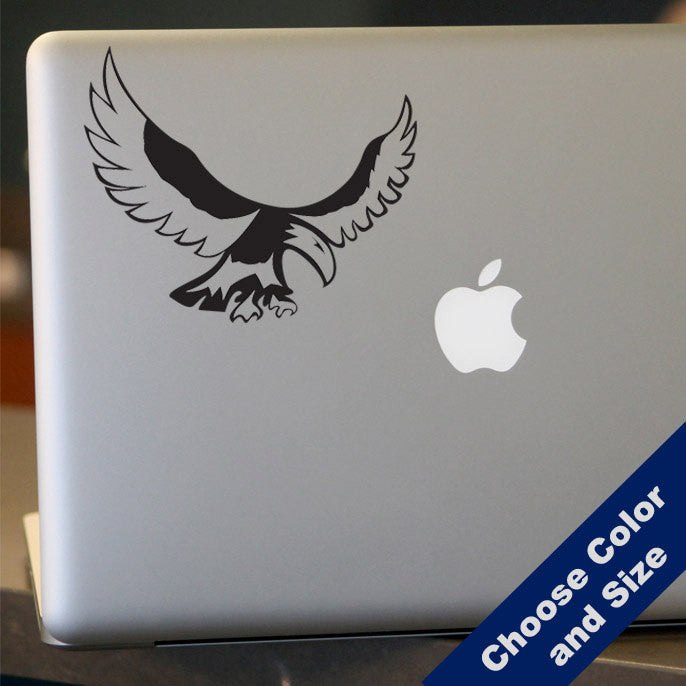 Native American Eagle Decal