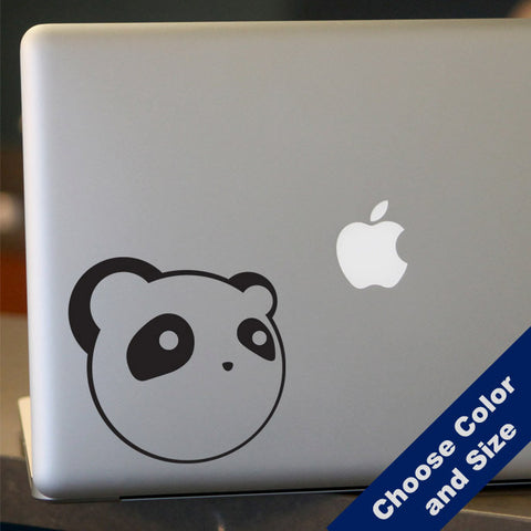 Anime Panda Decal