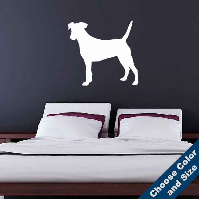 Jack Russell Wall Decal