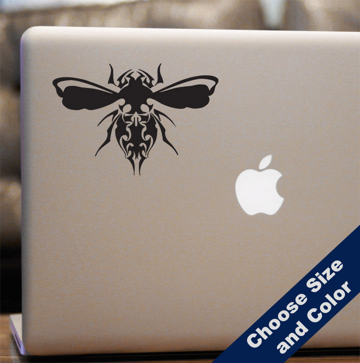Fancy Fly Decal