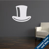 Magician Hat Wall Decal