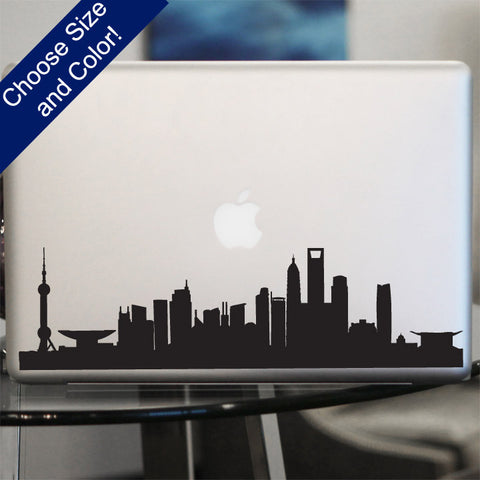 Urban Decal — Skyline Decals and Stickers for Laptops and Cars