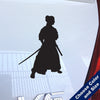 Shogun-Samurai Decal, Vinyl Sticker
