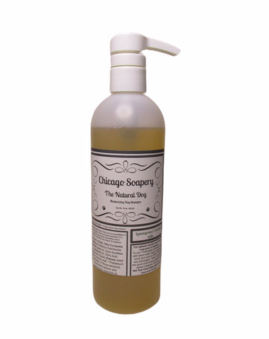 The Natural Dog Shampoo w/ Lemongrass & Coconut Milk (V)