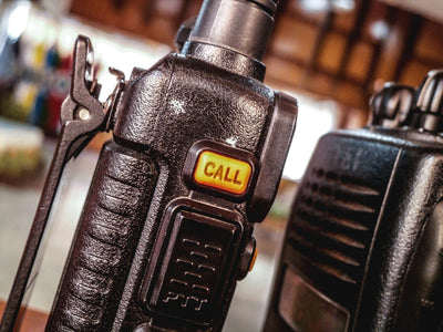 Say Hello to the Two Way Radio