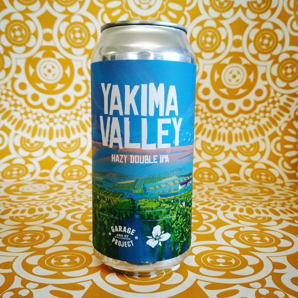 Garage Project Yakima Valley Hazy IPA