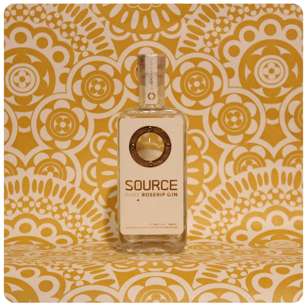 Cardrona Distillery The Source Rosehip Gin 200ml