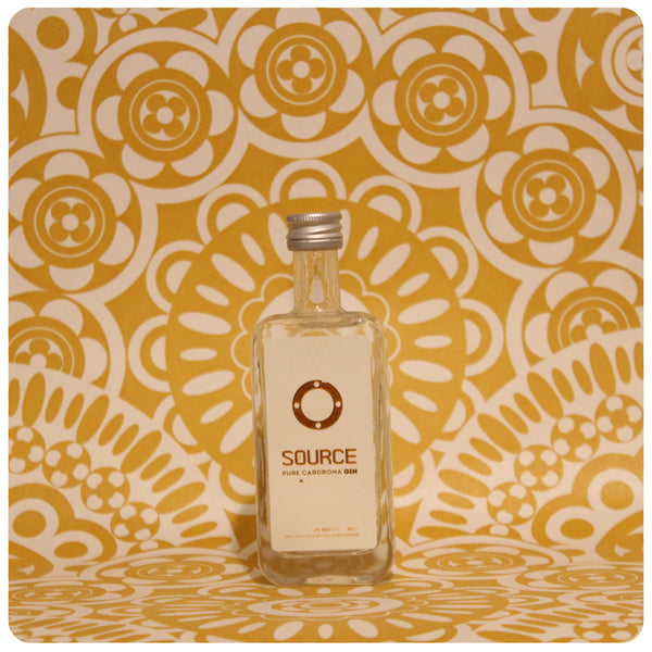 Cardrona Distillery The Source Rosehip Gin 47ml