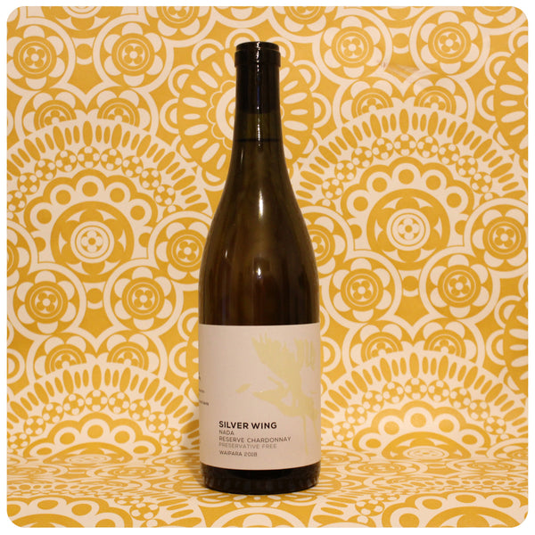 Silver Wing Nada Reserve Chardonnay 2018