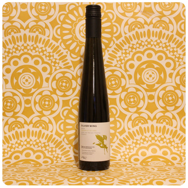 Silver Wing Nada Late Harvest Riesling 2018