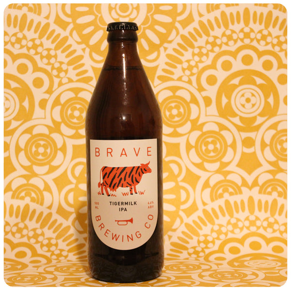 Brave Brewing Co Tigermilk IPA