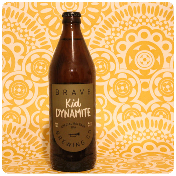 Brave Brewing Co Kid Dynamite IPA