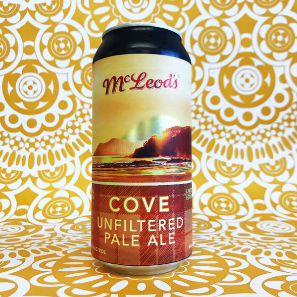 McLeod's Cove Unfiltered Pale Ale
