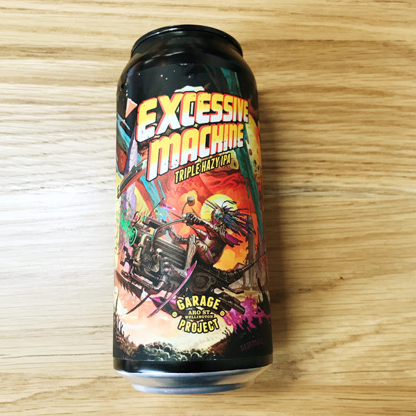 Garage Project Excess Machine Triple Hazy IPA