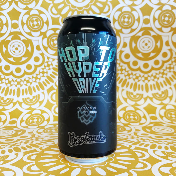 Baylands Hop To Hyperdrive Hazy Pale Ale