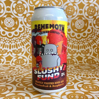 Behemoth Slushy Fund #1 Raspberry & Passionfruit Sour