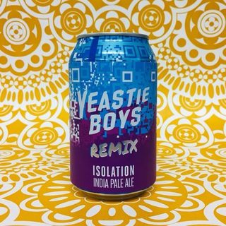 Yeastie Boys REMIX Isolation IPA