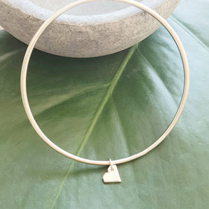 Armband • BENGEL • Bangle met Beautiful Soul hanger