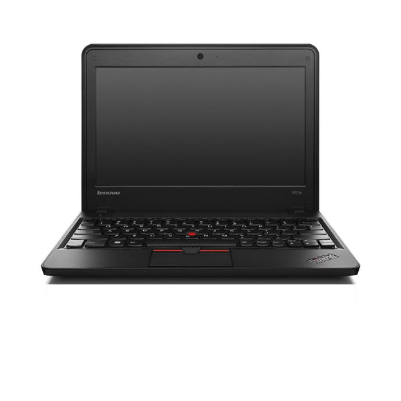 "Lenovo Thinkpad X131e 11.6"" Intel Celeron 1007U 1.5Ghz, 8GB RAM, 128GB Solid State Drive, Windows 10 Pro (Refurbished)"